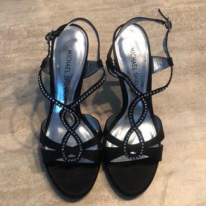 Rhinestone Dressy Shoes